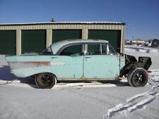 1957 Chevrolet 4 Door Hardtop 55 56 57 1955 1956 Belair Lowrider 2 Street Rod