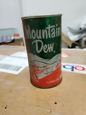 Vintage Mountain Dew Hillbilly 12 Oz Can -new York