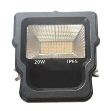 20W Ip65 Led Flood Light 3000K 100-240V Outdoor Landscape Lamp on stock