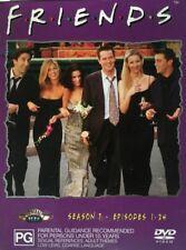FRIENDS : SEASON 7 (Episodes 1-24) Jennifer Aniston 6 DVD Set Region 4