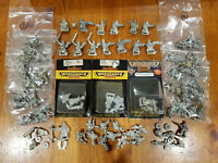 HUGE Multi-listing of Valhallan Ice Warriors Imperial Guard Metal models OOP