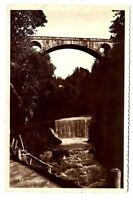 CPSM 73 Savoie Flumet Le Pont de Notre-Dame de Bellecombe et Saut de l'Arly