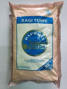 TEMPEH STARTER, RAPRIMA, INDONESIAN AND MALAYSIAN FOOD 500 GRAMS