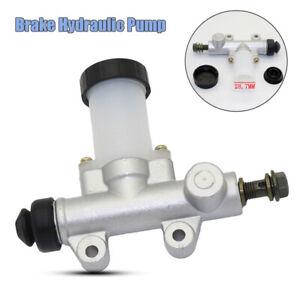 Motorcycle 11 Holes Foot Hydraulic Clutch Master Cylinder Brake Pump Engine Part