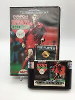 Champions World Class Soccer | Sega Mega Drive | Boxed | PAL
