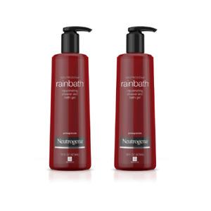 Neutrogena Rainbath Rejuvenating Shower and Bath Gel-Pomegranate - 2pk Free Ship