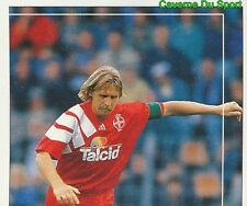 223 BERND SCHUSTER 1 GERMANY TOP-STARS IN ACTION STICKER FUSSBALL 1995 PANINI