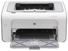 HP LaserJet P1102 USB A4 Mono Desktop Laser Printer + Toner