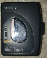 Sony Walkman WM-EX23 Bass Cassette Cassette Player