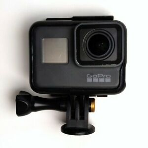 GoPro HERO6 Action Camera - Black 4K very good condition low use