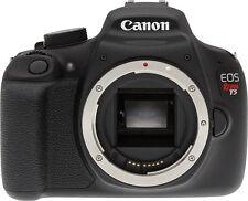 Canon EOS Rebel T5 18.0MP Digital SLR Camera - Black (Kit w/ EF-S 18-55mm Lens)