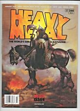 Heavy Metal #288 A The Weird Issue 2017 Frazetta Bisley Torres VF- 1977 Series