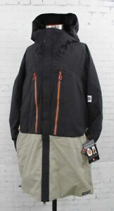 New 2019 686 Mens GLCR Ether Down Thermagraph™ Jacket Large Black Colorblock
