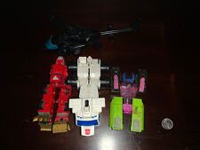 Transformers G1 Original 80?s 90?s Vintage Power Rangers Action Figures Toy Lot