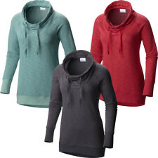 """New Womens Columbia """"Down Time"""" Pull Over Sweaters Fleece Pullover"""