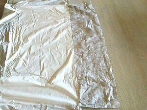 The Land Of Nod Crib Skirt Pale gray, Little Angel skirt, 100% Cotton