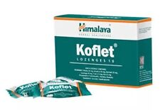 HIMALAYA HERBAL KOFLET,LOZENGES For Dry & Irritating Sore Throat