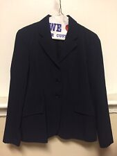 Tailored Sportsman Soft Shell Hunt Coat Navy Size 00