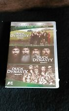Duck Dynasty Season 1,2,3 Brand New Collection DVD