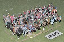 25mm medieval / turkish - cavalry 17 cavalry - cav (13227)