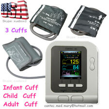US Digital Blood Pressure Monitor,NIBP,Adult+Child+Pediatric+SW,Sphygmomanometer
