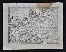 1839 KY MAP Hebron Henderson Highview Hillview Hopkinsville Kentucky History BIG