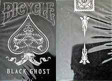 Bicycle Legacy Edition Black Ghost Playing Cards - Limited Edition - SEALED