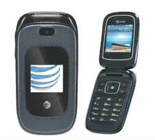 Zte Z222 At&T Go Phone (At&T) Prepaid with sim card