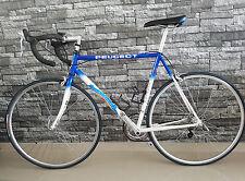 peugeot retro road bike 54cm 14 gears rigida wheels