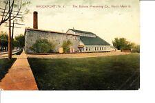 Brockport, NY  The Batavia Preserving Company  1911