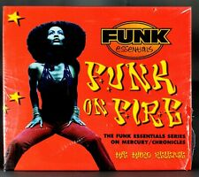 """Funk on Fire """"The Third Release"""" 7×CD Promo Box Set NOS Sealed 1995"""