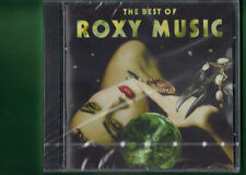 ROXY MUSIC - THE BEST OF CD NUOVO SIGILLATO
