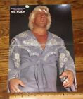 Ric Flair wcw nwa wwf wwe wrestling magazine pinup poster photo