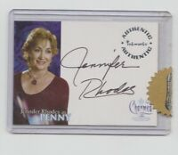 Charmed Autograph Trading Card Jennifer Rhodes as Penny #A-4