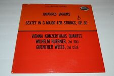Johannes Brahms~Sextet in G Major for Strings~Vienna Konzerthaus Quartet