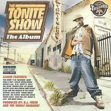 DJ FRESH (RAP) - THE TONITE SHOW: THE ALBUM [PA] NEW CD
