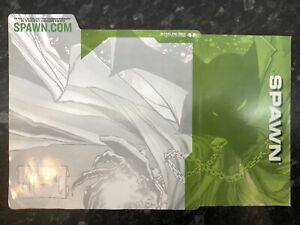 McFarlane Toys Spawn 10th Anniversary **Backing Card Artwork Only**