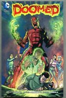 GN/TPB Doomed 2016 nm- 9.2 DC 1st 156 pgs Superman Doomsday Scott Lobdell