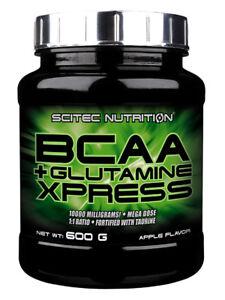 Scitec Nutrition BCAA + GLUTAMINE XPRESS 600g ( 4,73€/100g) + Probe