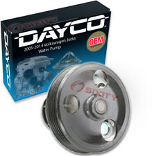 Dayco Water Pump for Volkswagen Jetta 2005-2014 2.5L L5 - Engine Tune Up vd