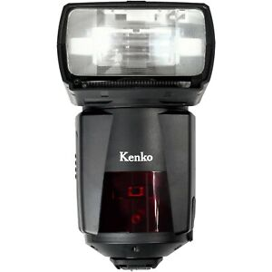Kenko AB600-R AI ELECTRONIC FLASH WITH AUTO BOUNCE FUNCTION (NIKON FIT) NEW