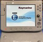 Raymarine C120 Gps Chartplotter Multifunction Display Fully Tested Warranty