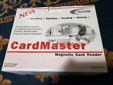 Califone CardMaster Magnetic Card Reader