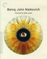 Being John Malkovich [Criterion Collection] (REGION A Blu-ray New)