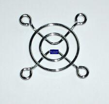 * Lüftergitter * Schutzgitter Metall für 40mm Lüfter verchromt silber 40 x 40 mm
