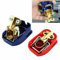 2PCS 12V Quick Release Battery Terminals Clamps Auto Car Vehicle Caravan Tools