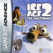 Ice Age 2 GBA New Game Boy Advance