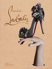 Christian Louboutin New Hardcover Book Christian Louboutin, Philippe Garcia, Dav