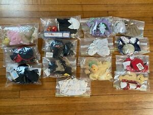 muffy vanderbear outfits 14 total