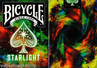 Starlight Deck Bicycle Playing Cards Poker Size USPCC Limited Edition New Sealed